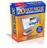 Thumbnail 20 Hot Niche Headers (mrr)