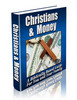 Thumbnail Christians & Money (plr)