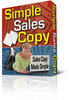 Thumbnail Simple Sales Copy (plr)