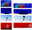 Thumbnail Christmas Header Package (mrr)