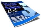 Thumbnail The List Building Bible (mrr)