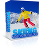 Thumbnail Skiing Video Site Builder (MRR)