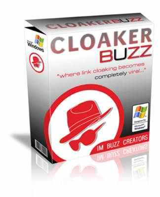 Product picture Cloaker Buzz (MRR)