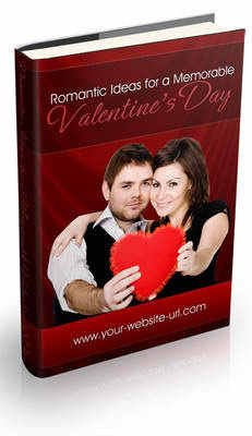 Product picture Romantic Ideas For Valentines Day (plr)