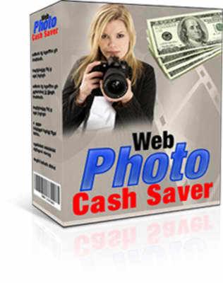 Product picture Web Photo Cash Saver (mrr)