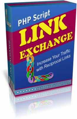 Product picture Reciprocal Link Exchange (plr)