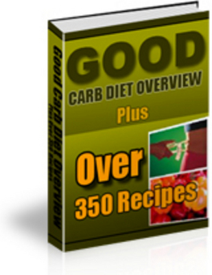 Product picture Good Carb Diet (mrr)