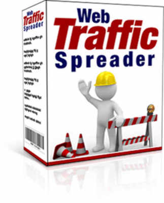 Product picture Web Traffic Spreader (mrr)