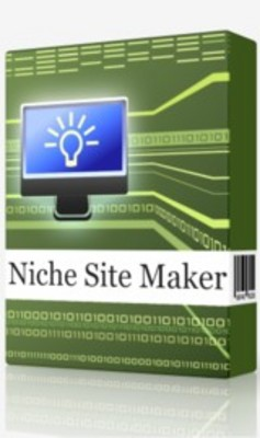 Product picture Niche Site Maker (mrr)