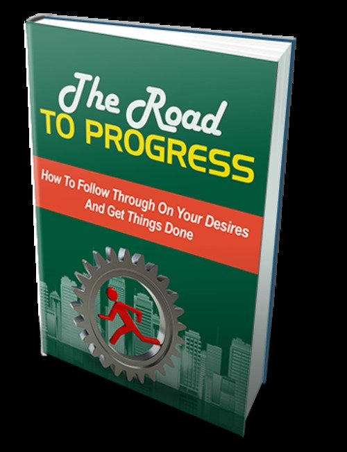 Product picture The Road To Progress (MRR)