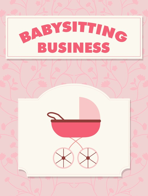 Product picture Babysitting Business (MRR)