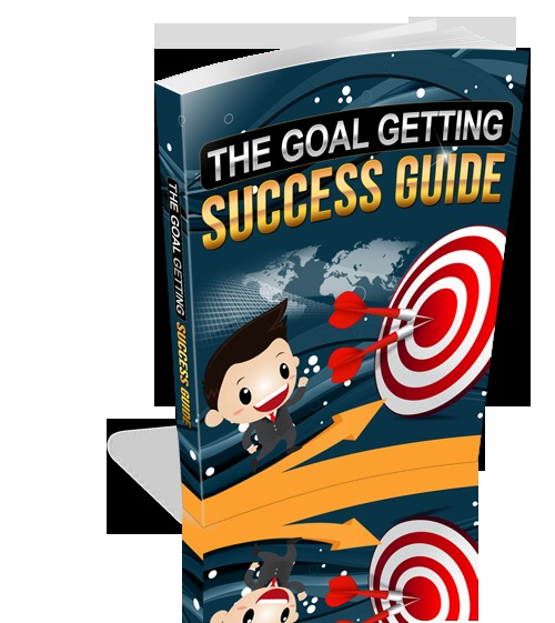 Product picture The Goal Getting Success Guide (MRR)