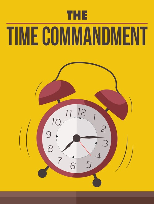 Product picture The Time Commandment (MRR)