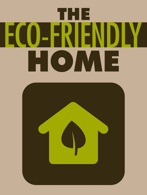 Product picture The Eco-Friendly Home (MRR)