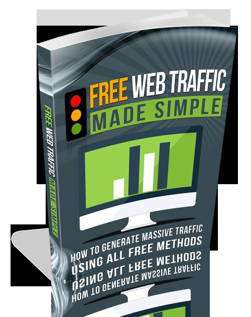 Product picture Free Web Traffic Made Simple (MRR)