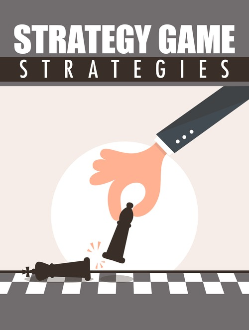 Product picture Strategy Game Strategies (MRR)