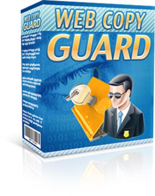 Product picture Web Copy Guard (MRR)